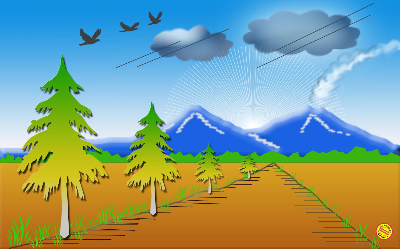 Welcome di Situs Kreasi Desain Wallpaper dengan Corel