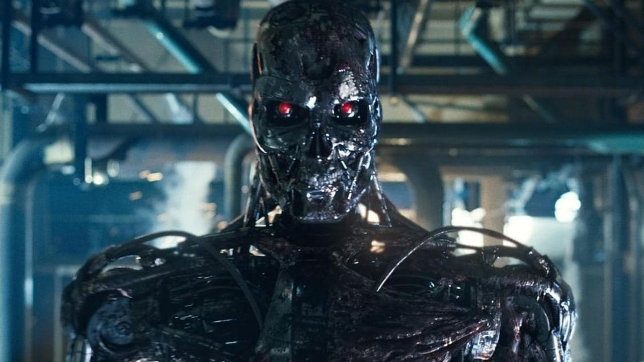 Paramount Removes Terminator 3 From 2018 Listing.