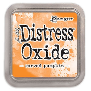 CARVED PUMPKIN Oxide Ink