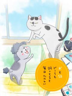 Assistir Inu to Neko Docchi mo Katteru to Mainichi Tanoshii Online