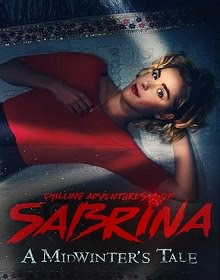 O Mundo Sombrio de Sabrina: Um Conto de Inverno - Dublado