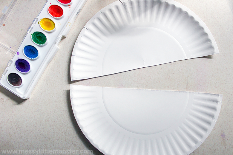 paper plate craft for toddlers and preschoolers
