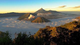 Jalur Pendakian Gunung Bromo