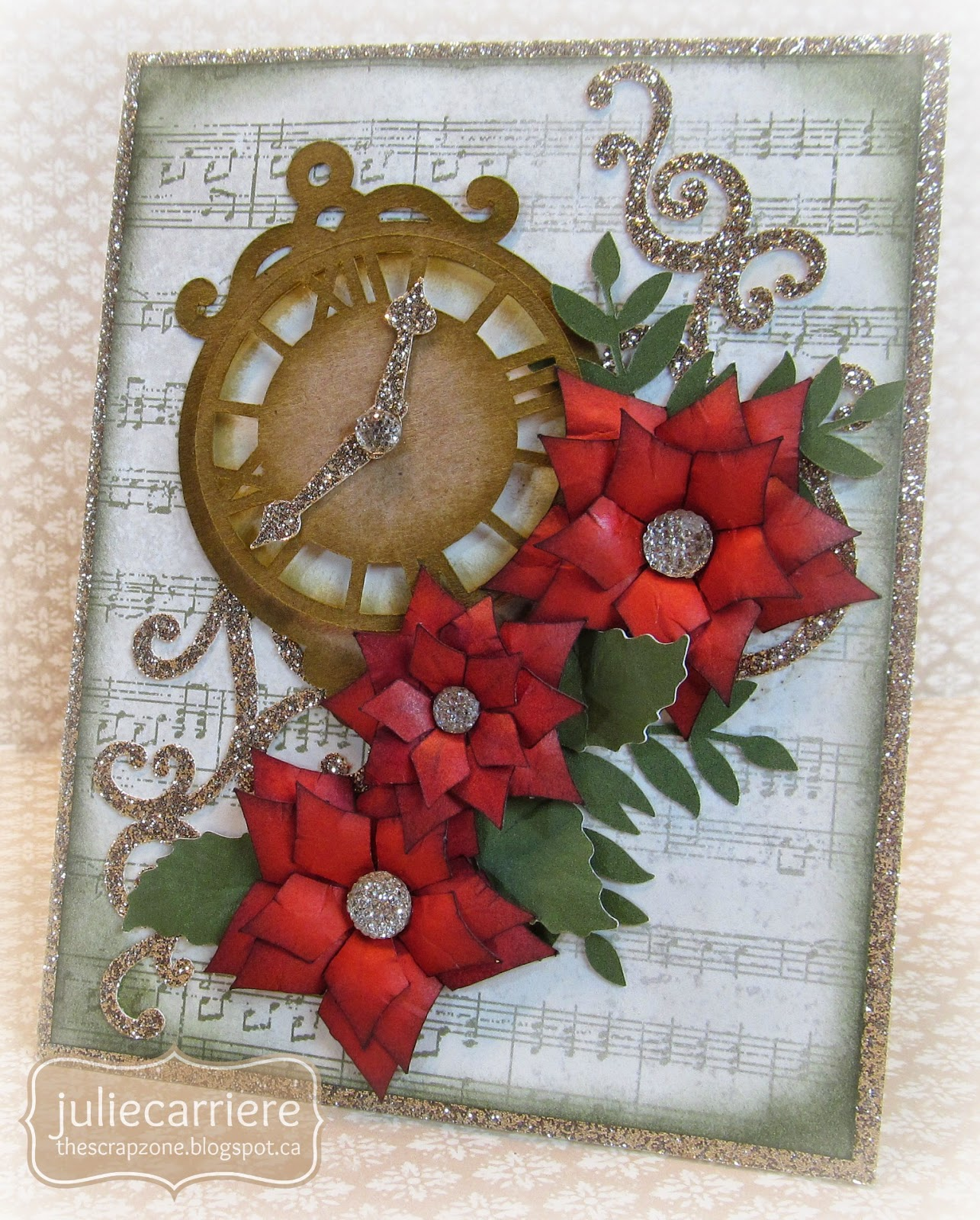 Poinsettia Cards