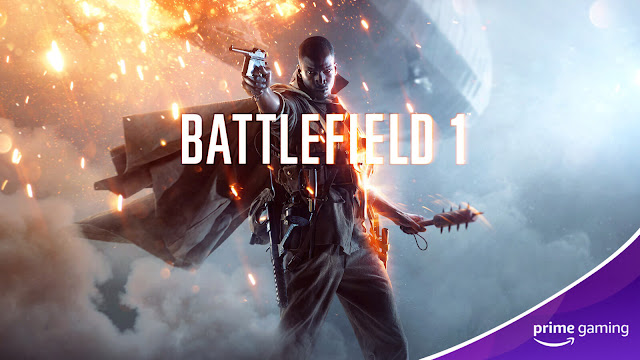 battlefield 1 free pc game prime gaming first-person shooter ea dice electronic arts