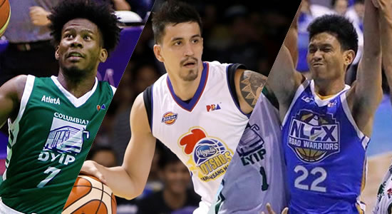 LIST of PBA Players from Pangasinan as of 2019 PBA Philippine Cup