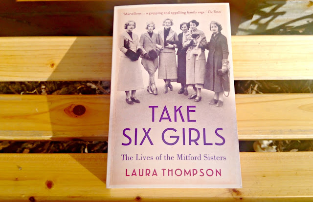 Take Six Girls by Laura Thompson