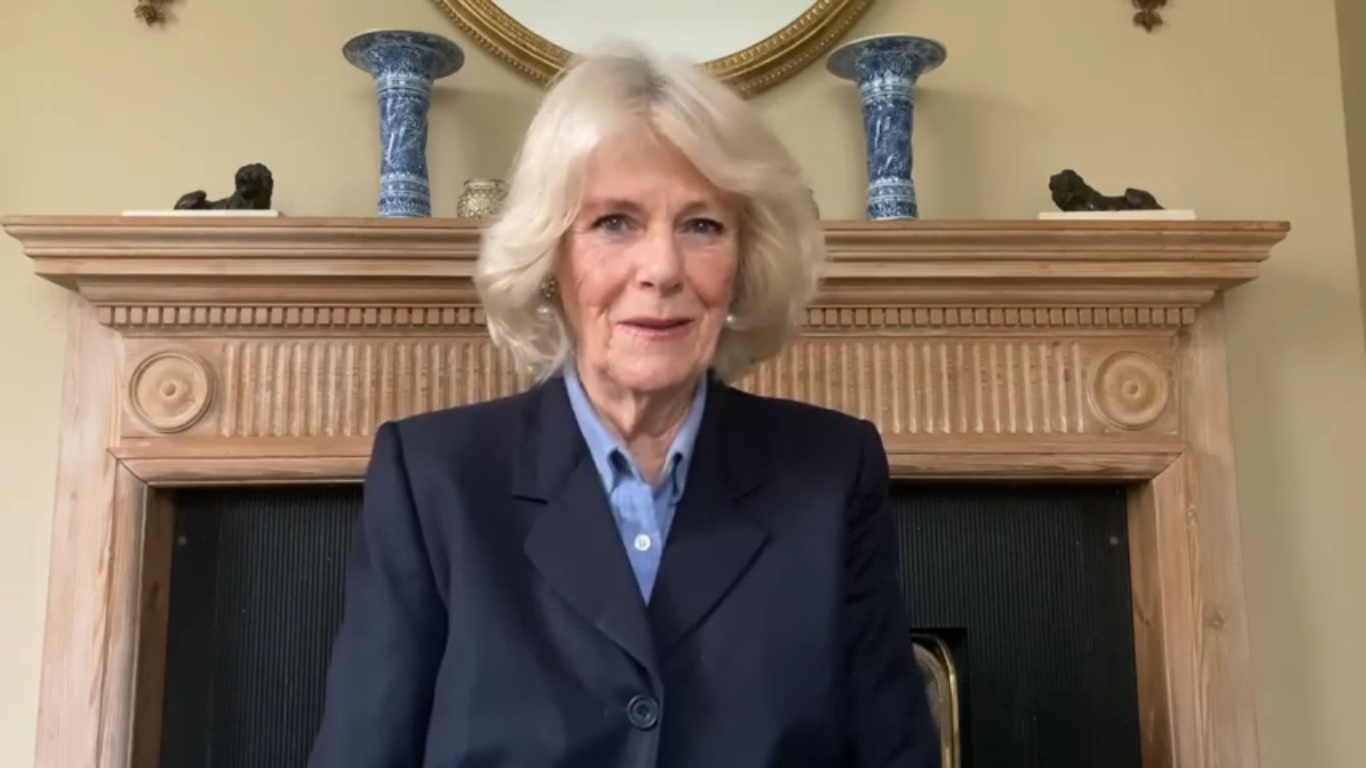 The Duchess of Cornwall, the Vice-Patron of The Royal Commonwealth Society, launched the The Queen's Commonwealth Essay Competition 2021