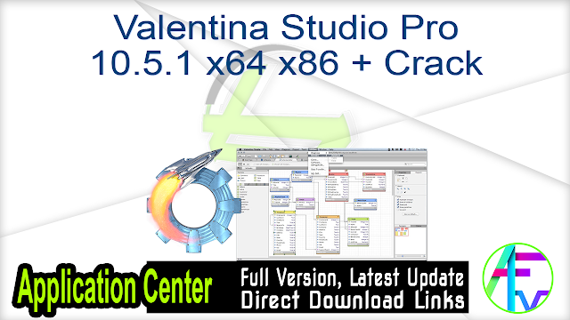 Valentina Studio Pro 10.5.1 x64 x86 + Crack