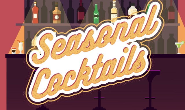 Your guide to seasonal cocktails