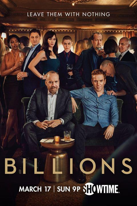 Billions – Saison 4 [Streaming] [Telecharger]