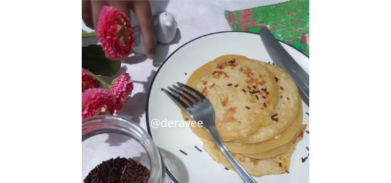 nigella pancake UK