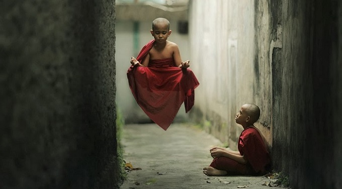 Superhuman Abilities of Himalayan Monks Stun Harvard Scientists