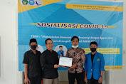 DEMA FSH Adakan Sosialisasi Covid-19 di LKSA Rumah Penyantun Muhammadiyah