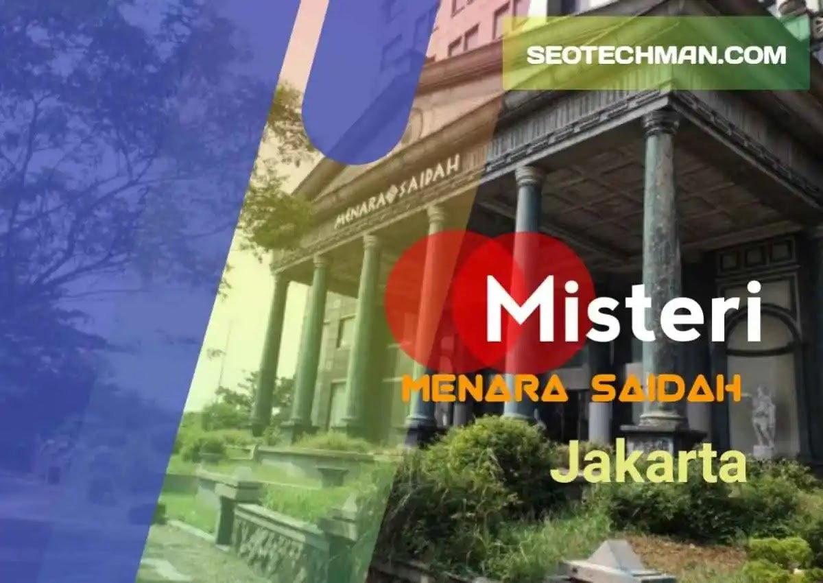 Angkernya Menara Saidah Jakarta, Gedung Megah yang Terletak Di Jalan Gatot Subroto