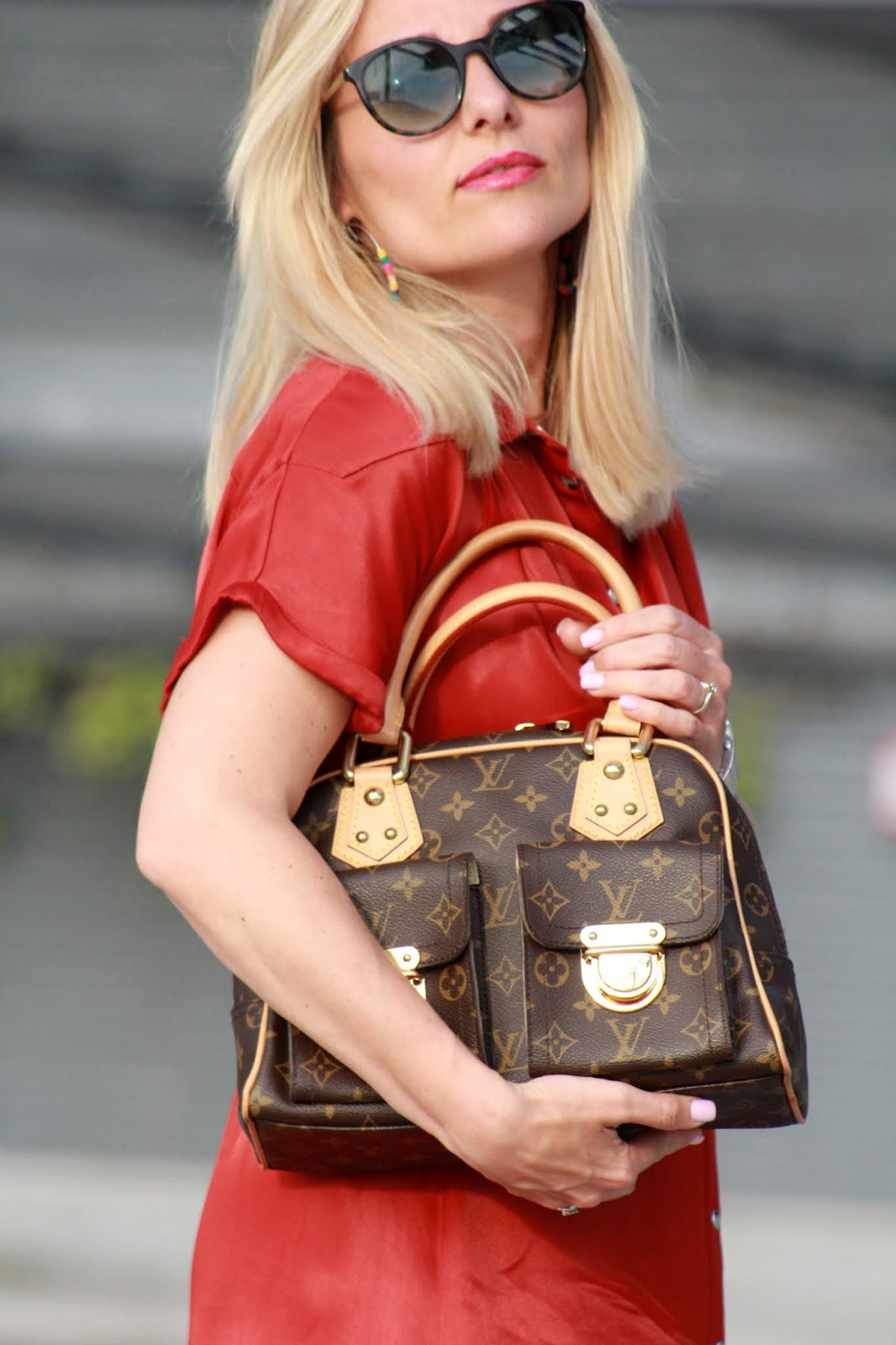 Eniwhere Fashion - Vintage contemporaneo - borsa vintage