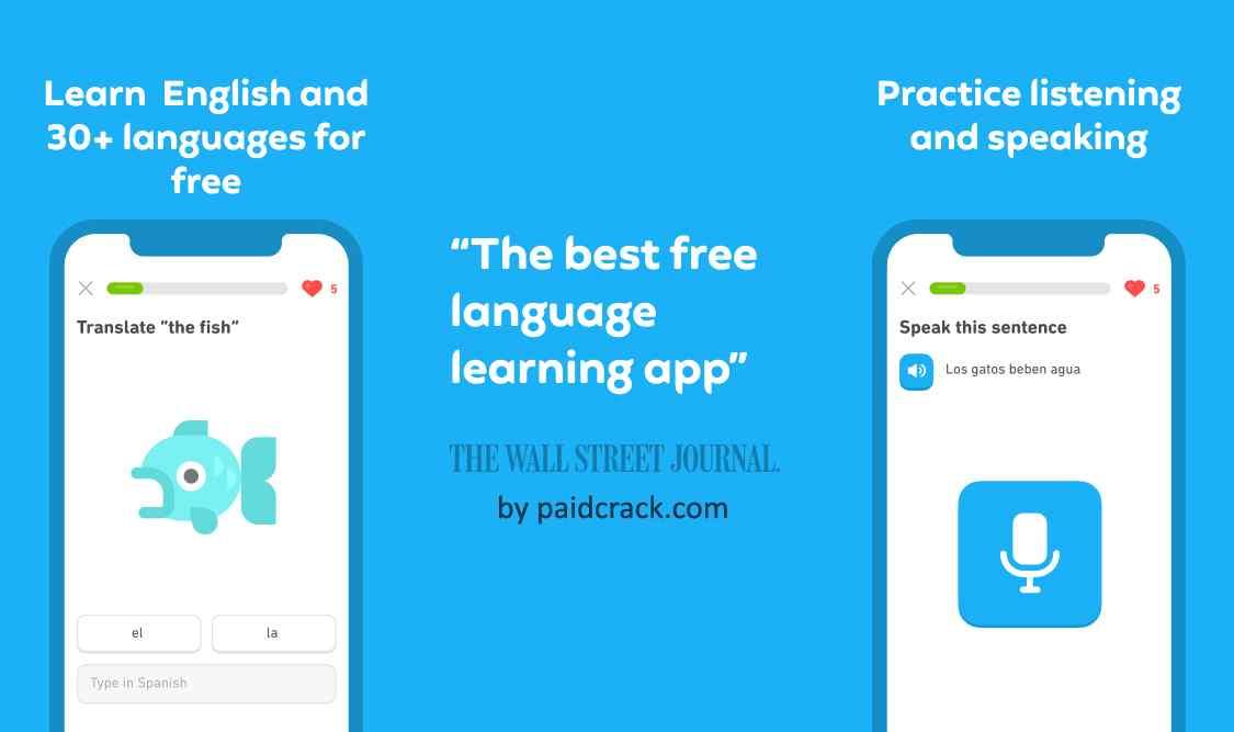 Duolingo Plus Mod Apk Learn Languages Free 4.93.5