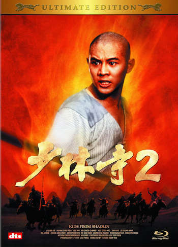 Shaolin Temple 2 Kids From Shaolin 1984 Bluray Download