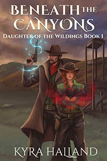 DAUGHTER OF THE WILDINGS Book Series Review by Kyra Halland