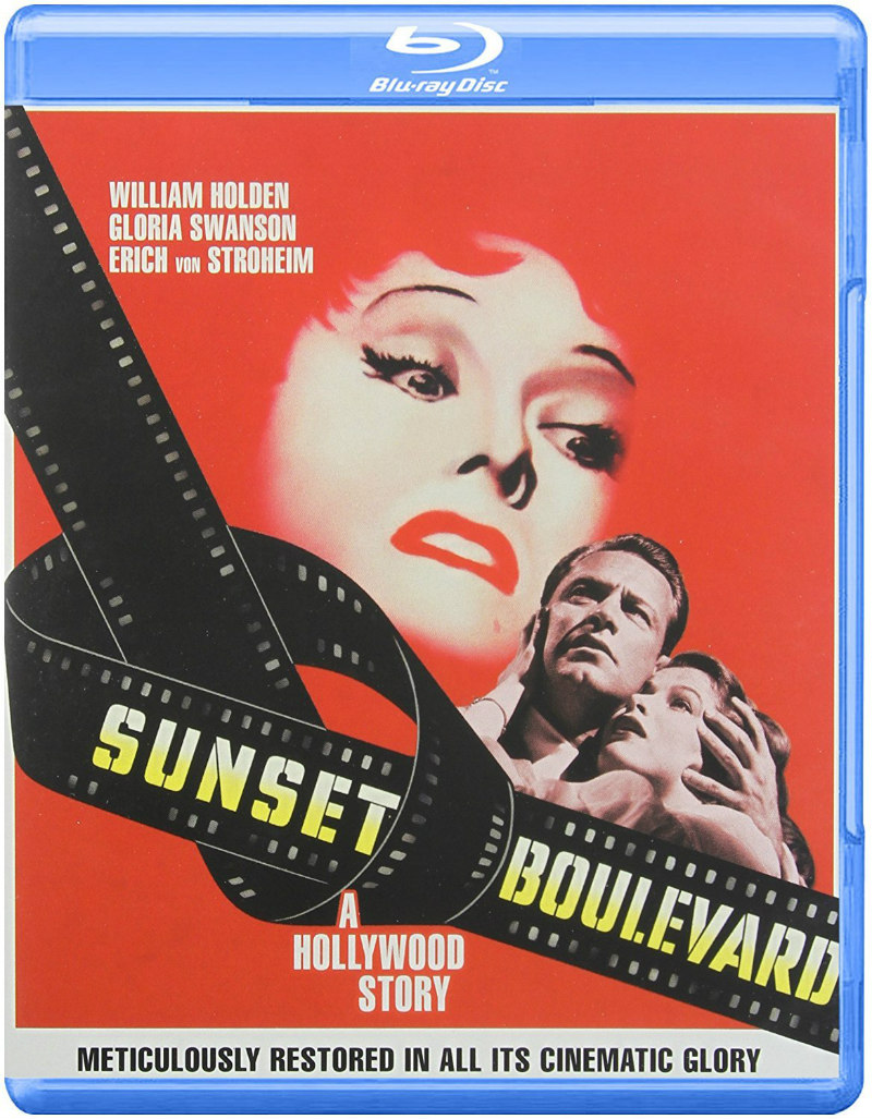 sunset boulevard bluray
