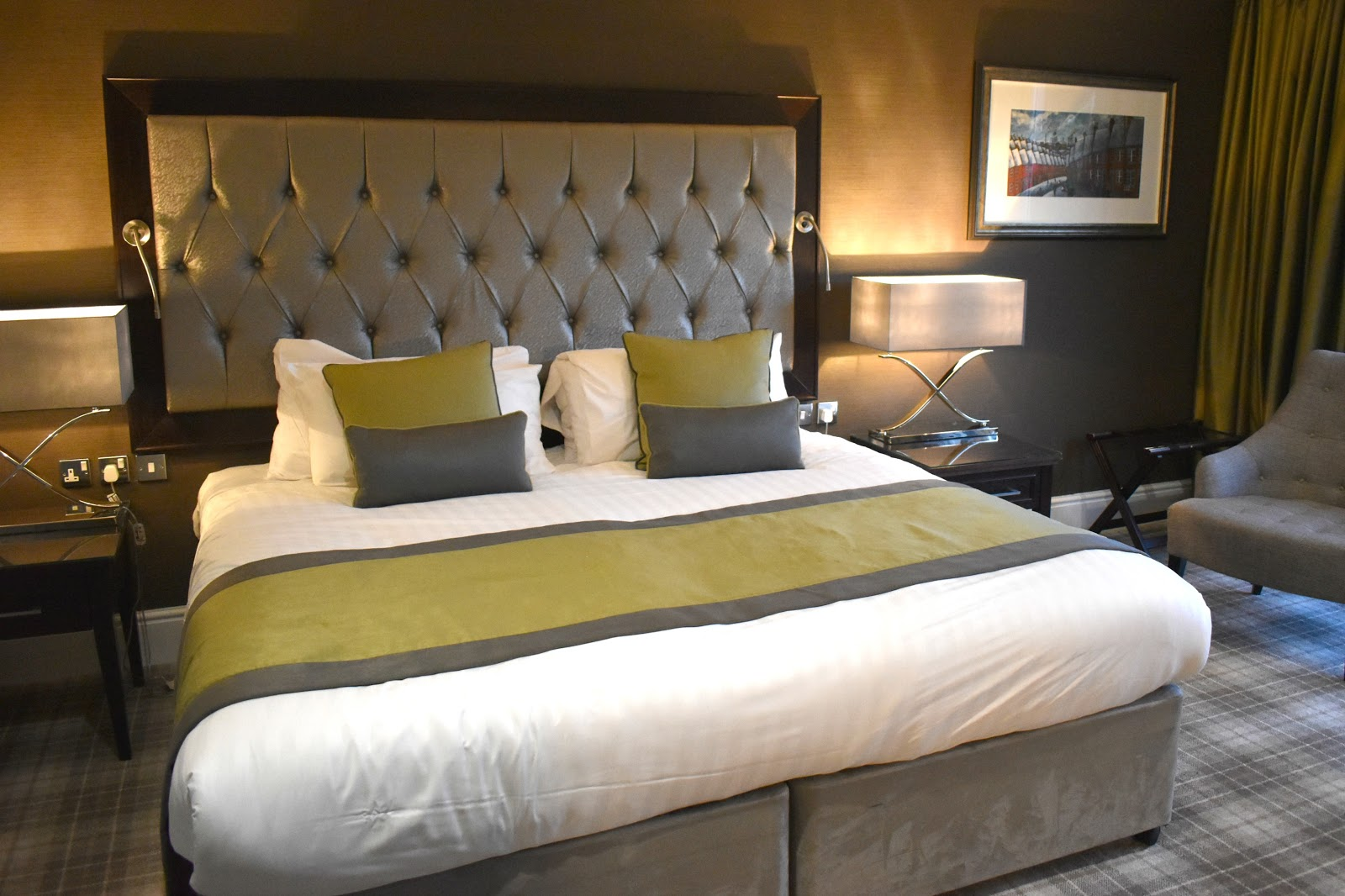 Ramside Hall - Premier Double Room