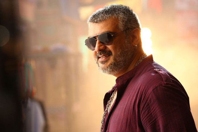 South Indian actor Ajith salary, Tollywood movie, Income per movie, he is in list of top 10 Highest Paid in 2016