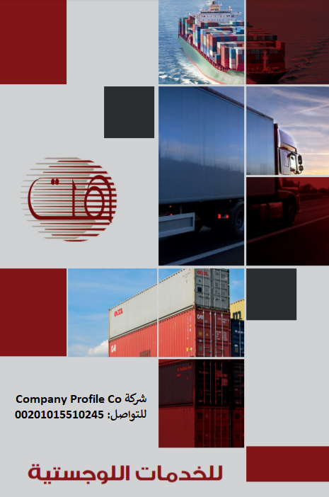 نموذج الملف التعريفي للشركات
