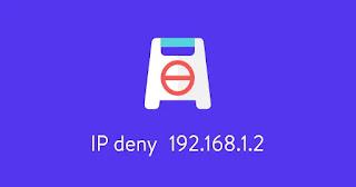 Bloquear direcciones IP maliciosas en WordPress