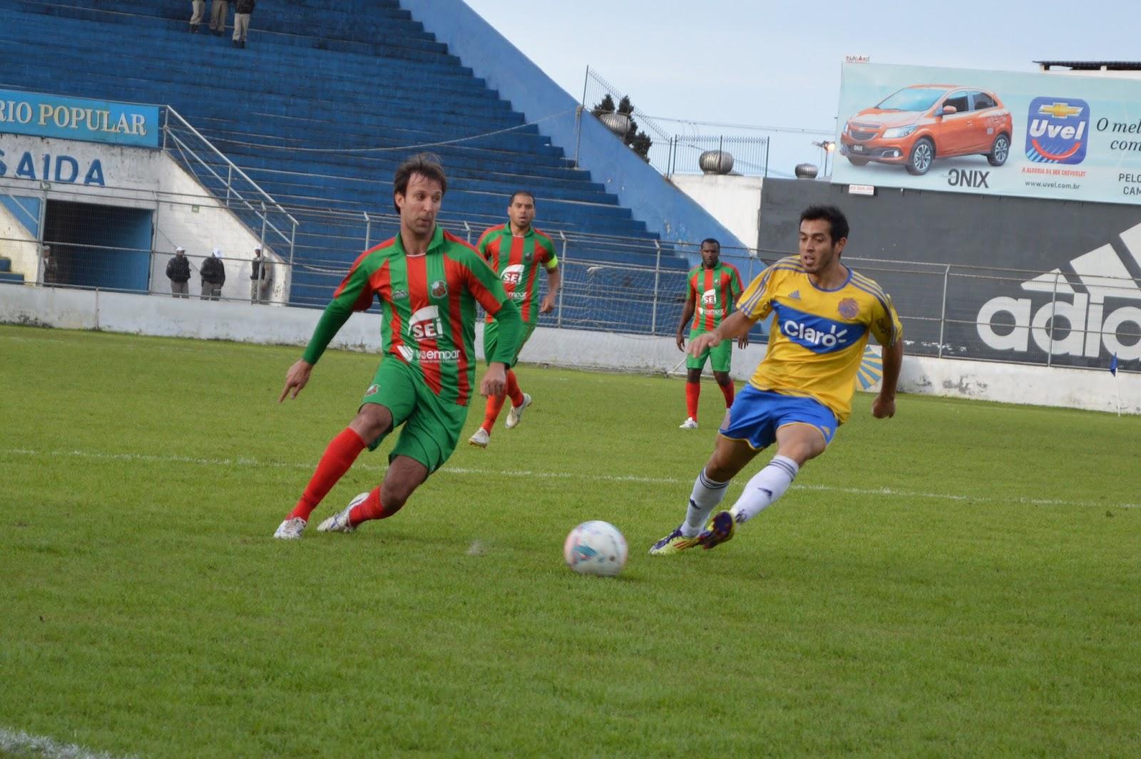 3f3c864296 Sampa perde a primeira na Taça Fronteira Sul
