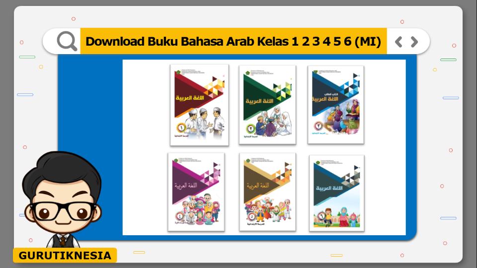 download gratis buku pdf bahasa arab untuk mi