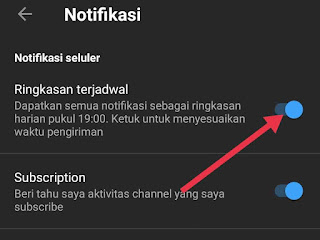 Fitur Rahasia Youtube
