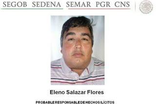 """Le dan 20 años de prision a el """"Pantera 6"""" operador del CDG"""