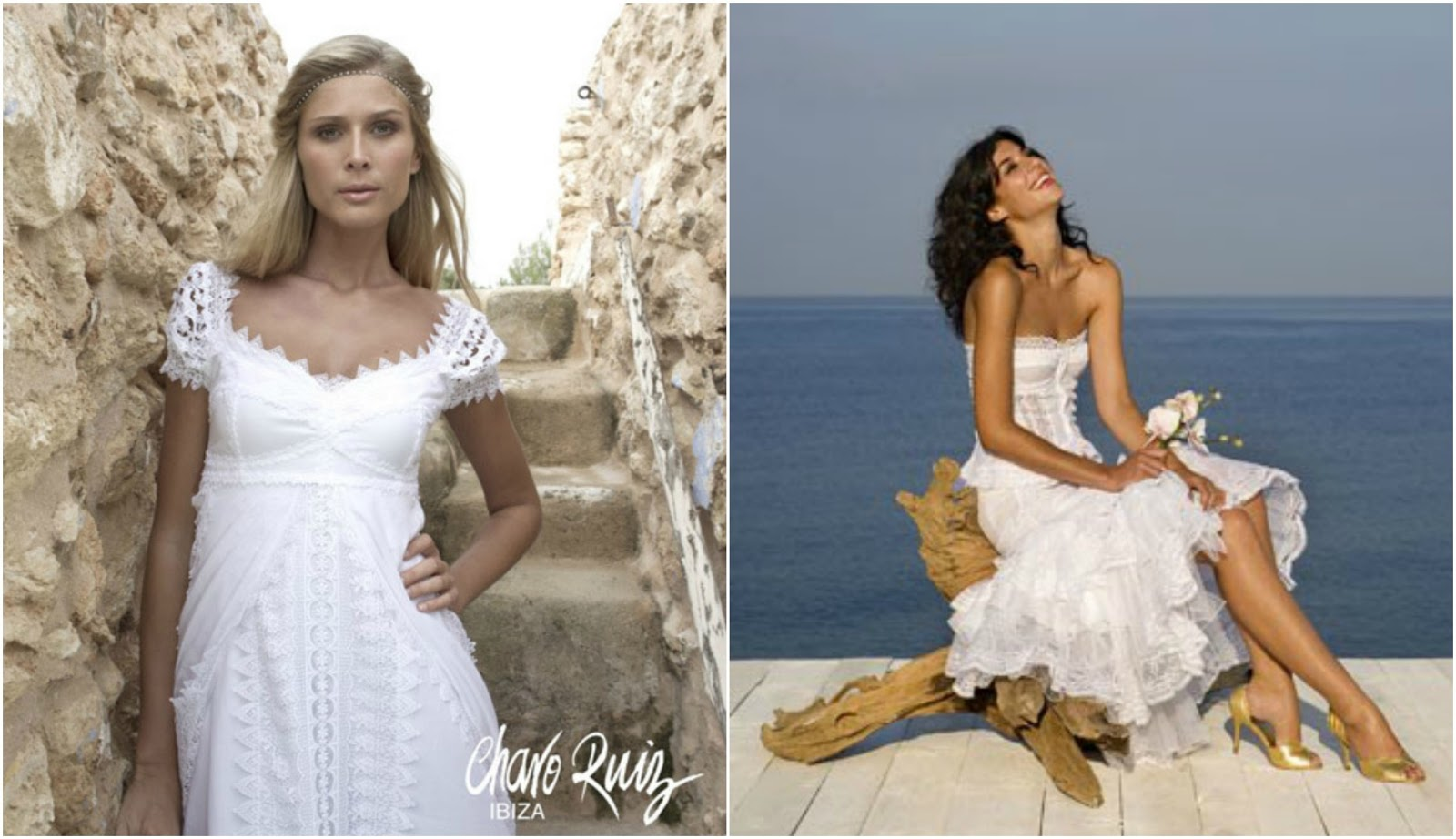 Vestidos novia ibiza