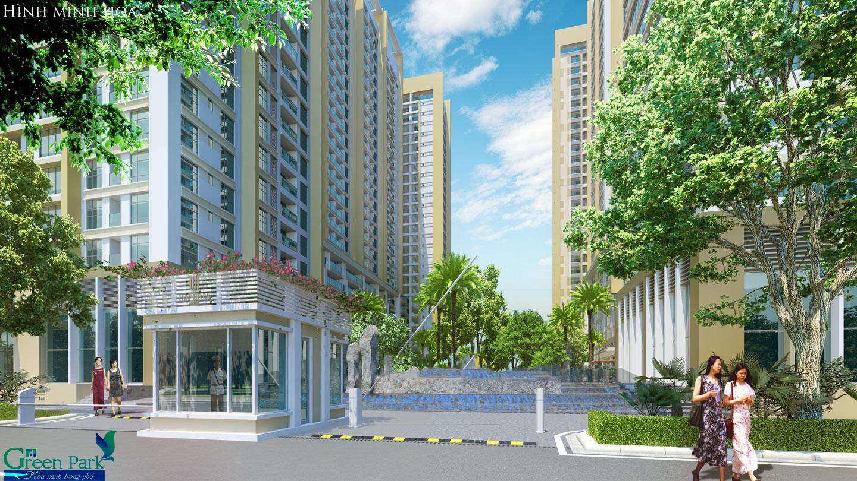 Dịch vụ sống chất lượng tại chung cư số 1 Trần Thủ Độ