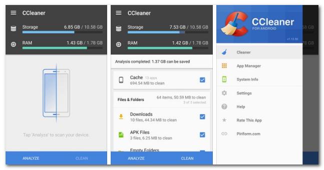 CCleaner Pro APK icon