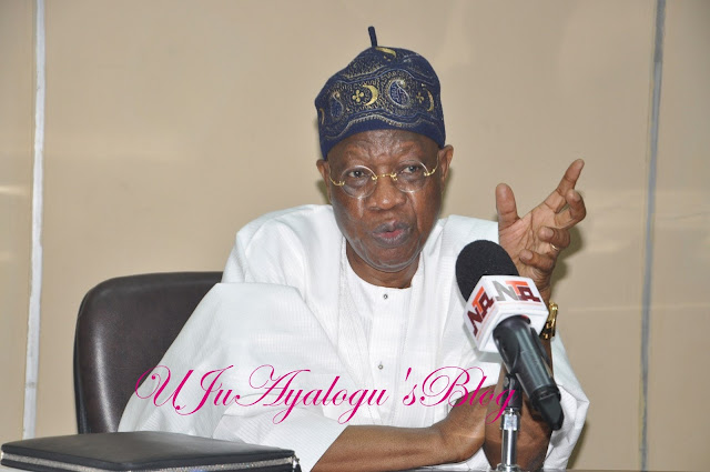 Hate Speech: Online Media Will Start Paying 5M Naira Fine – Lai Mohammed Says