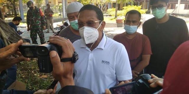 Dokter: Pelaku Pembakaran Mimbar Masjid Miliki Riwayat Gangguan Jiwa Psikosis