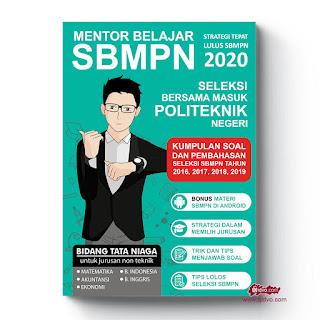 Buku Kumpulan Soal SBMPN Tata Niaga dan Pembahasannya | Tahun 2020