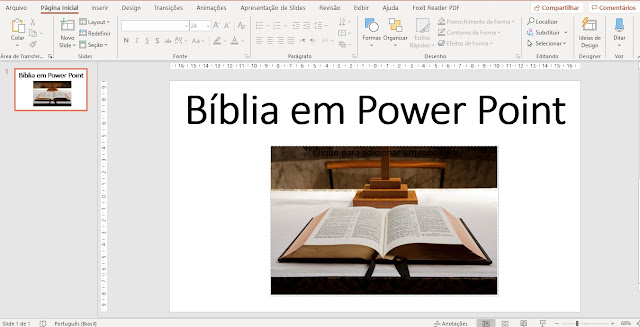 biblia em power point