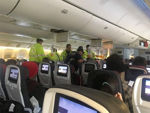 Air Canada passengers describe chaos after 37 injured in turbulence, Flight, News, Injured, Hospital, Treatment, Passengers, World