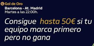 william hill Gol de Oro Barcelona vs Atletico 30-6-2020