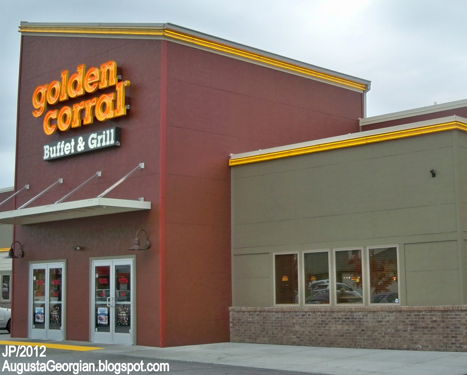 Golden Corral Augusta Georgia Bobby Jones Expressway Buffet Grill Restaurant Ga All You Can Eat