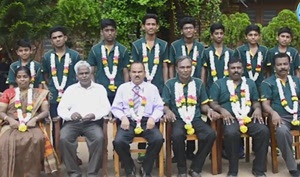World Mathematical Knowledge Competition: Eastern students winning six medals