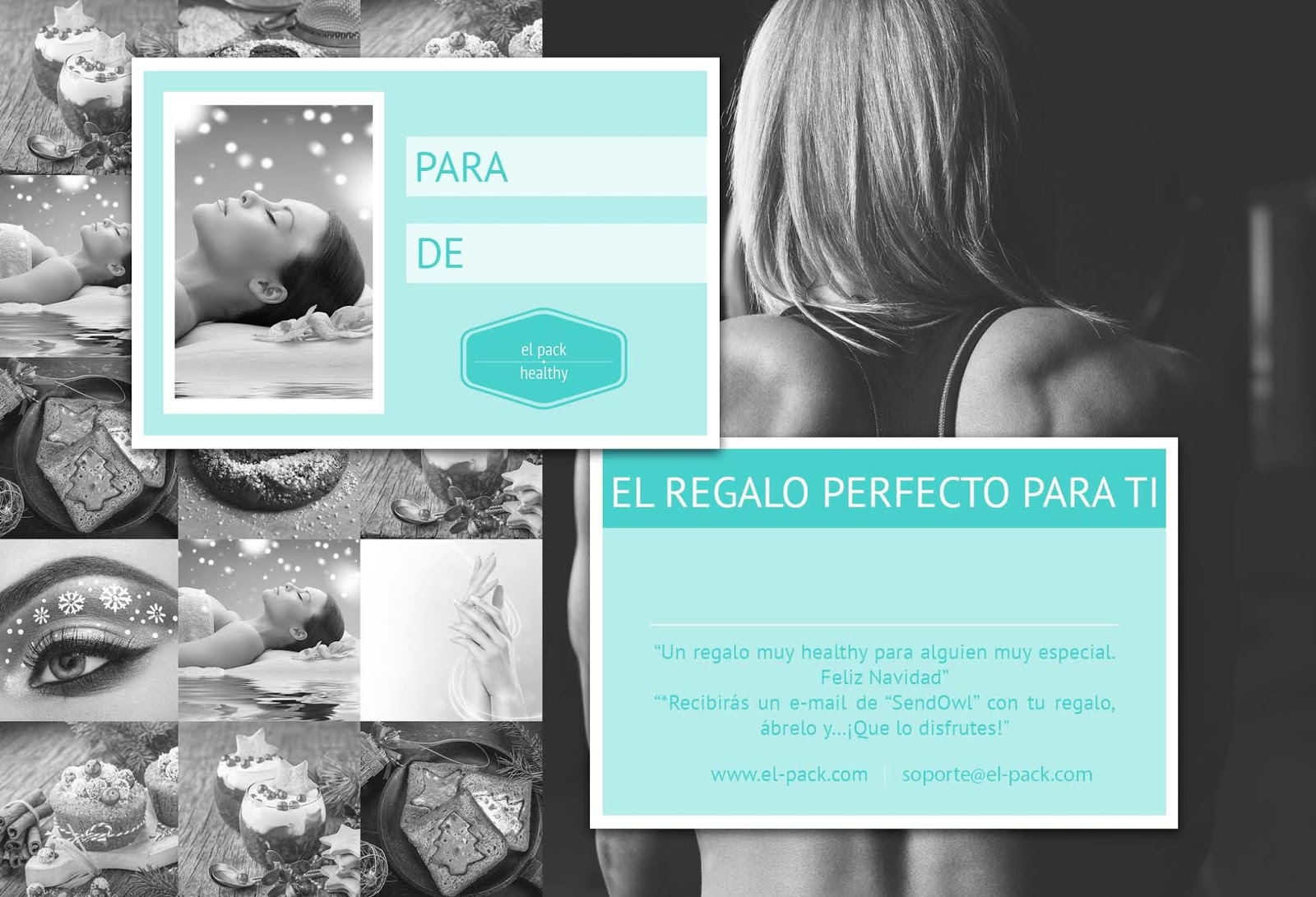 Fitness And Chicness-El Pack Healthy-tarjeta-regalo