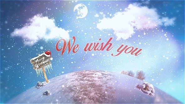 Videohive Christmas 13769611