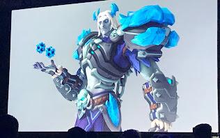 Skin mới của Sigma được giới thiệu tại BlizzCon 2019