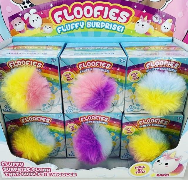 Пушистые сюрпризы для детей Floofies Fluffy Surprise