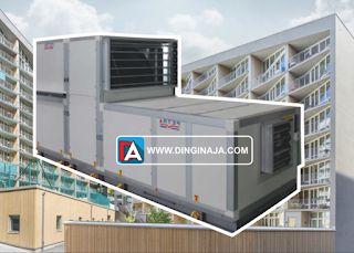 air handling unit AC Sentral