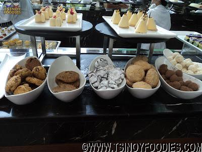 corniche desserts