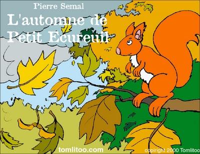 Turbo Le Journal de Nounou Sophie: L'automne de petit écureuil (kamishibaï) OY77